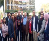 إطلاق مبادرة «بأيدينا نجملها» من جامعة عين شمس