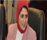 وزيرة الصحة: فحص  ٢٧.٨ مليون مواطن منذ انطلاق مبادرة الرئيس السيسي