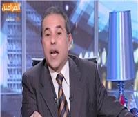توفيق عكاشة يشيد بعمليات إزالة كبائن المنتزة بالإسكندرية
