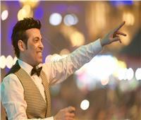 سعد الصغير يحيى حفل ضخم في دبى بحضور 60 ألف |صور