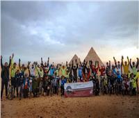 محافظ أسوان يرحب بإستقبال عاصمة الشباب الإفريقى لفريق رحلة طواف أفريقيا