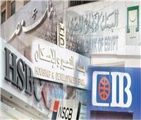 البنوك تستأنف عملها غدًا بعد انتهاء أجازة «عيد الشرطة» و«ثورة يناير»