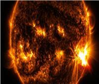 صورة  تزايد حجم «البقعة الشمسية»