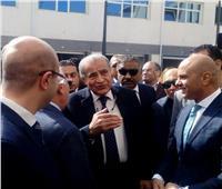 وزير التموين يتفقد «كمبراتيف بورسعيد»