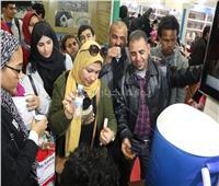 «ماء زمزم» هدية السعودية لزوار معرض كتاب القاهرة