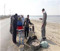 عالم تاني| صيد السمك والزبون على ضفاف «بحيرة قارون»