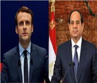 بث مباشر | قمة مصرية فرنسية بين السيسي وماكرون بقصر الاتحادية