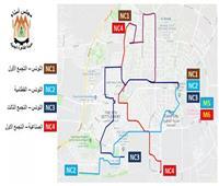 إطلاق سيارات بشاشات إلكترونية لخدمة سكان القاهرة الجديدة