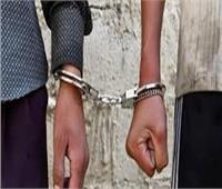 حبس عاطلين لسرقتهما حقائب السيدات 4 أيام بالمطرية