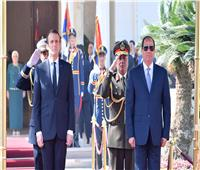 متحدث الرئاسة: السيسي يصطحب ماكرون في جولة بالعاصمة الإدارية الجديدة