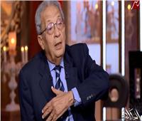 عمرو موسى: سياسة إيران أضرت بعلاقاتها مع العرب