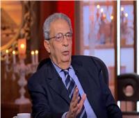 عمرو موسى: الوفد المصري في «دافوس» كان نشيطاً