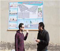 بالصور  تجمعات تنموية لأهالي سيناء والواديداخل «النثيلة»