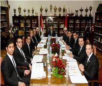 مجلس الأهلي يجتمع الأربعاء لدراسة «أمور إدارية»