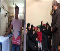 فيديو  «شهيد الشهامة».. الأهل والجيران يروون تفاصيل مقتل «سيد المكوجي»