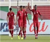 كأس آسيا 2019  قطر تتقدم على الإمارات في الشوط الأول