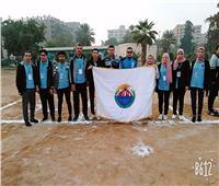 جامعة مدينة السادات تشارك فى منتدى شباب الجامعات المصرية