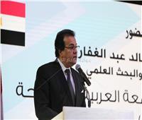 وزير التعليم العالي يشهد احتفالية الدفعة الـ 12 لخريجي الجامعة العربية