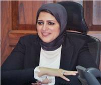 وزيرة الصحة: ٤ نقاط لمسح فيروس سي بمعرض القاهرة الدولي للكتاب