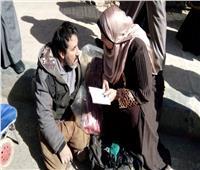 فرق التدخل السريع بالبحيرة ترصد 35 مشرداً بلا مأوى
