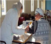 قافلة طبية من 7 تخصصات بالشيخ أحود في الأقصر