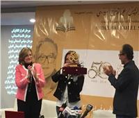 ليلى علوي: معرض الكتاب أكثر من رائع ويليق بمصر