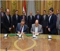 «العصار» يشهد توقيع بروتوكول تعاون مع نقابة الصحفيين