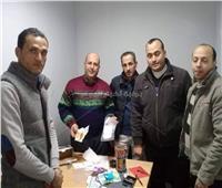 ضبط 3 محاولات تهريب مواد مخدرة ونقد أجنبي بمطار القاهرة