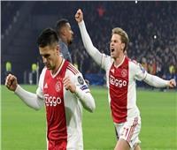 أياكس يسحق فينلو بسداسية نظيفة في الدوري الهولندي