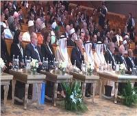مكرم وأبوالغيط ومحلب يشاركون في المؤتمر العالمي للأخوة بأبو ظبي