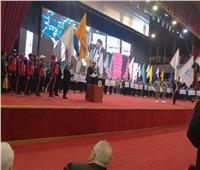 نائب رئيس جامعة أسيوط يترأس وفد أسبوع شباب الجامعات