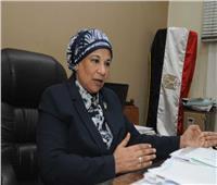 سامية حسين: الانتهاء من قانون الضرائب العقارية الجديد