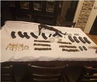 «السحر والجمال» بدون إجرام| ضبط 16 كيلو هيروين و39 قطعة سلاح