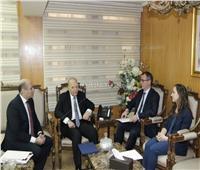 صور| وزير العدل يلتقي السفير البولندي لبحث تعزيز التعاون القضائي