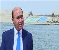 مهاب مميش: 1.6 مليار جنيه صافي أرباح اقتصادية قناة السويس