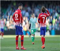فيديو  أتلتيكو مدريد يسقط أمام بيتيس ويرفض تقليص الفارق مع برشلونة