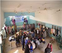 مستقبل وطن يقيم معرض للملابس الشتوية بالمجان في الإسماعيلية