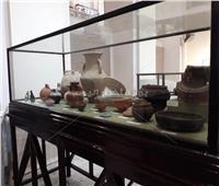 العناني: معرض «أم البريجات» يضم 200 قطعة أثرية ترجع للعصر الثالث قبل الميلاد