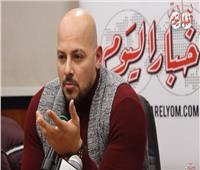 فيديو| أحمد التهامي: دور الضابط حمسني للمشاركة في «عمر خريستو»