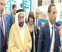 الحاج علي: زيارة «حاكم الشارقة» مؤشر على نجاح معرض الكتاب