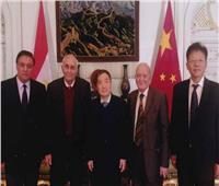 منتدى قانوني للصينيين المقيمين في مصر