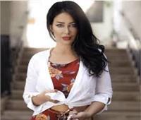 شيرين غسان تصور مسلسل «ستديو المشاهير»