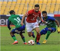 انطلاق مباراة الأهلي وإنبي في الدوري الممتاز