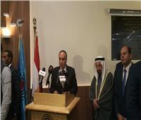 صور| نقيب الصحفيين: الشيخ سلطان القاسمي ساهم في تجهيز مركز التدريب