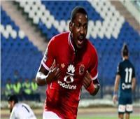بالفيديو| جونيور آجايي يسجل الهدف الثاني للأهلي في إنبي