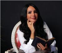 صور  إنجي علاء الأكثر مبيعا في معرض الكتاب برواية «الأشقر مروان»