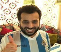 تركي آل شيخ يعلق على وصول «دياز» القاهرة