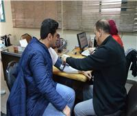 جامعة عين شمس تواصل مشاركتها في مبادرة «100 مليون صحة»