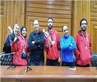 «النشاط العلمي» بجامعة عين شمس يحصد جوائز أسبوع شباب الجامعات