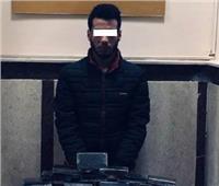 ضبط أخطر مروج للحشيش بغرب الإسكندرية